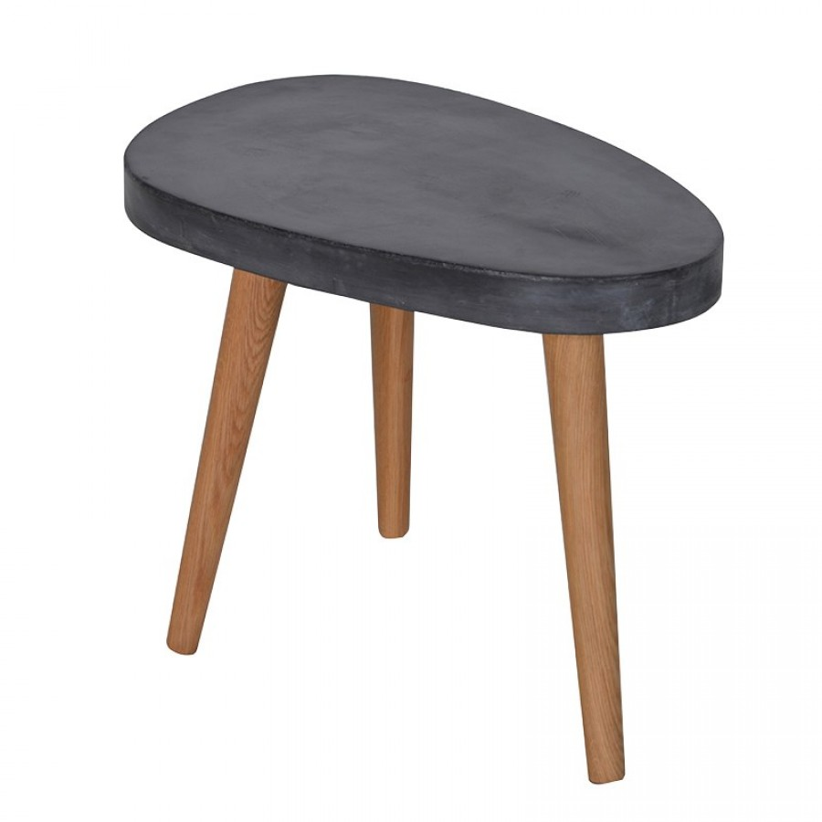 Small Oval Coffee Table