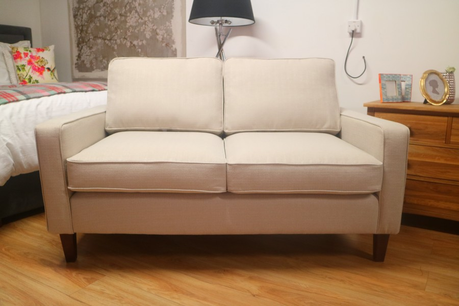 Drake Nordic Sofa - 2.5 Seater - Mistura 101