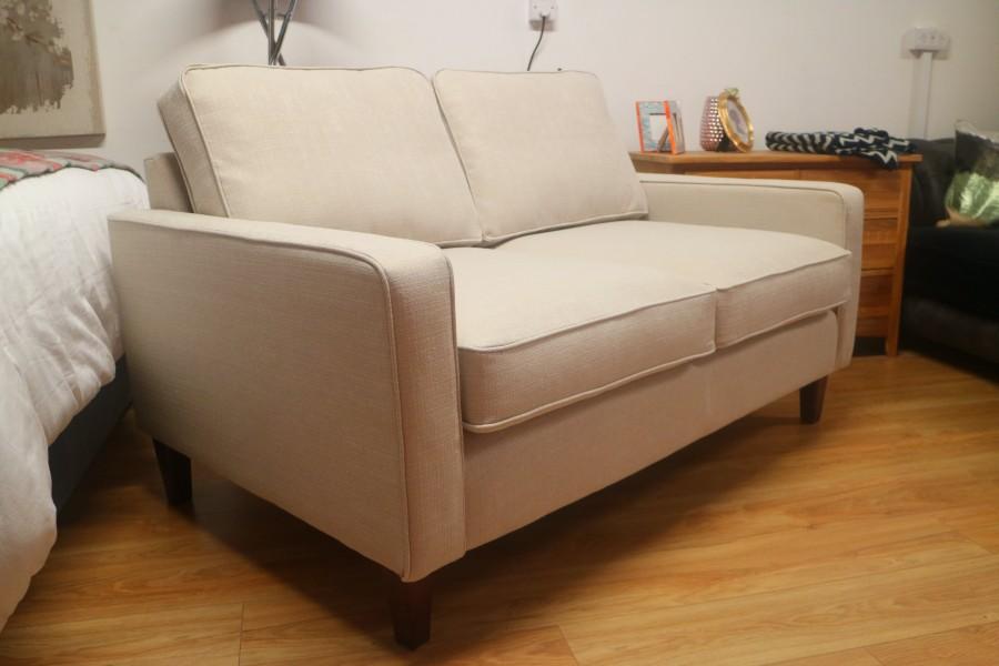 Drake Nordic Sofa - 3 Seater - Mistura 101
