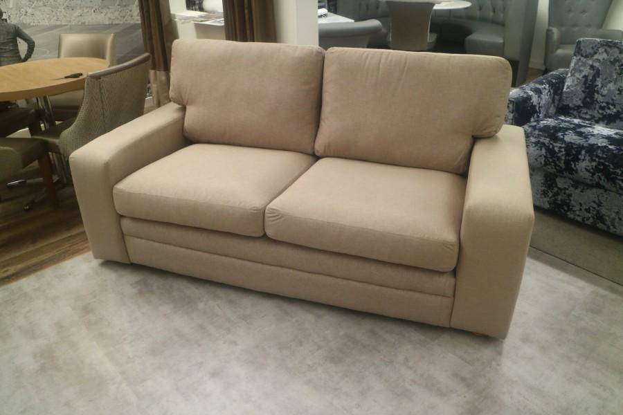Abbey Fabric Lounge Sofa - 3 Seater - Highland Chablis
