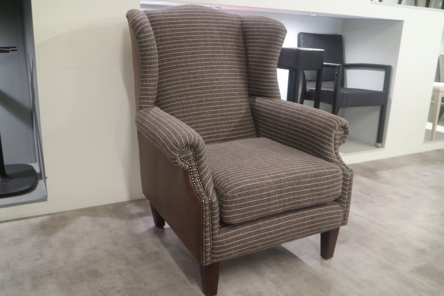 Ella Wing Chair - Chair - ella wing mixed