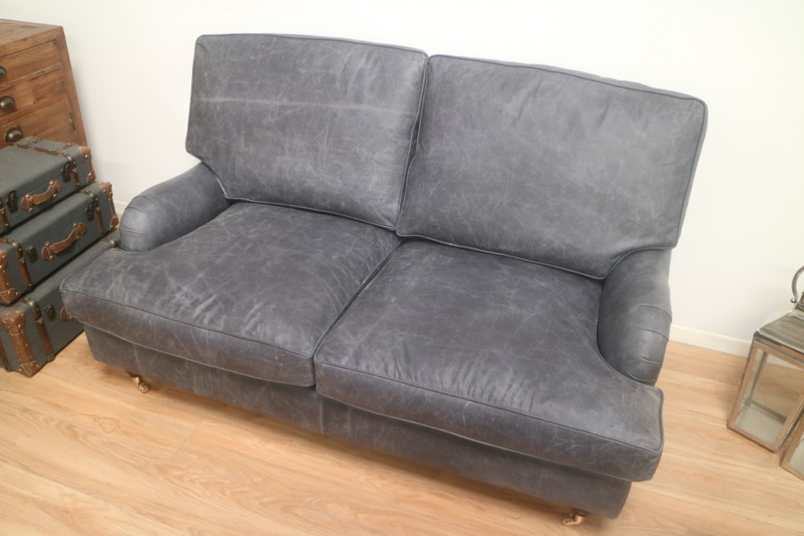 Howard Sofa - 2.5 Seater - Malvern Black