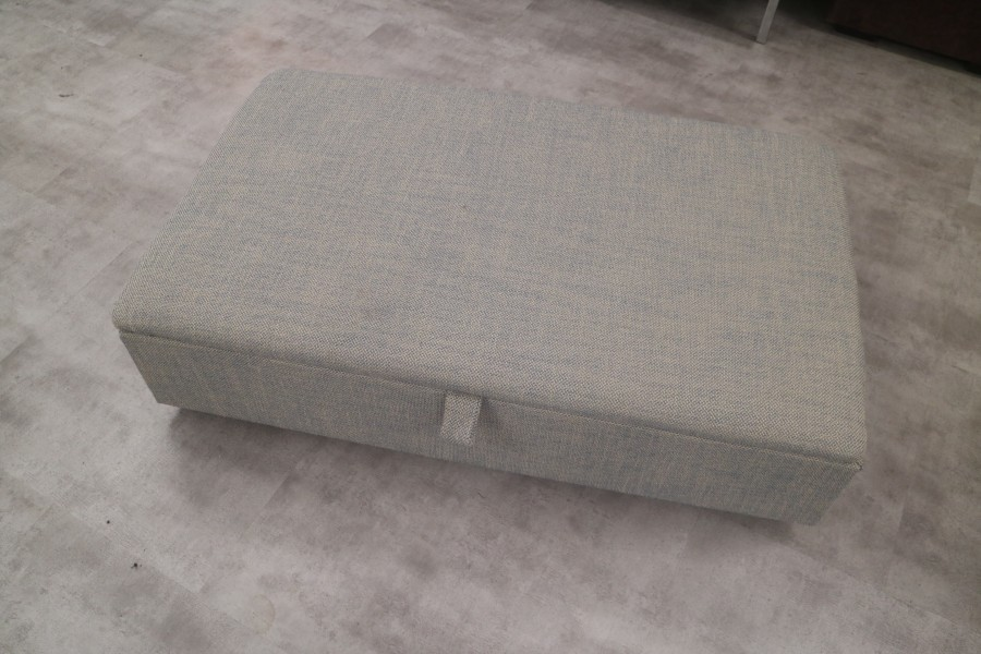 Bespoke Ottoman - Stock Clearance Fabric - Grey