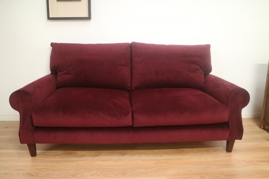 Swoon Sofa - 3 Seater -