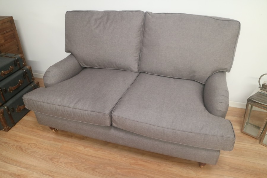 Howard Sofa - 3 Seater - aubergine