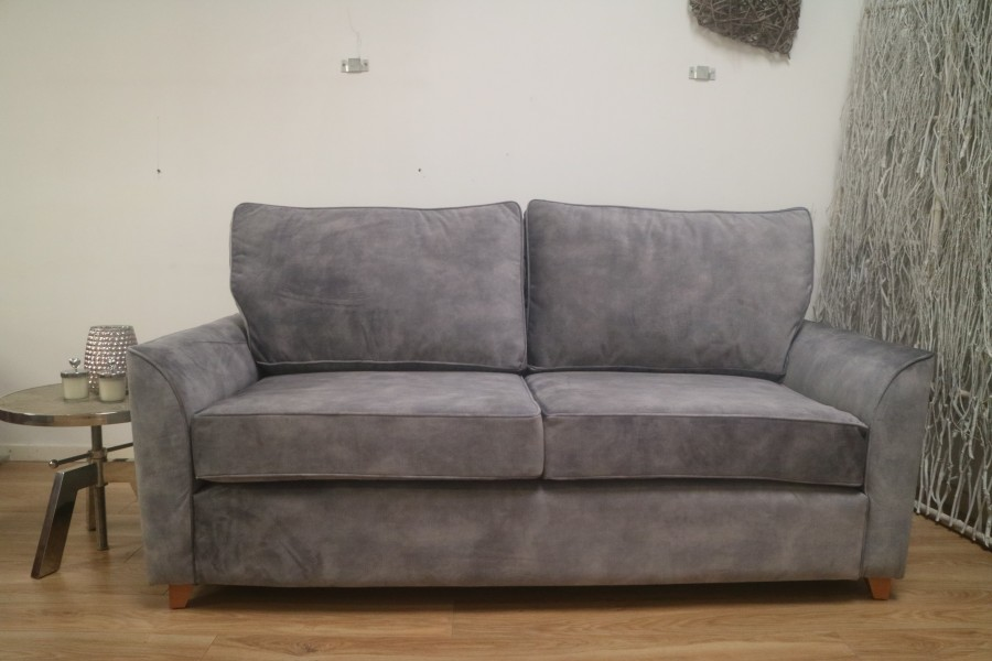 3 Seater Fabric Sofa - Lovely Armour