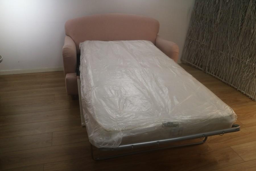 Appledoe Love Sofa Bed - Love sofa bed - Mod 2235 rose