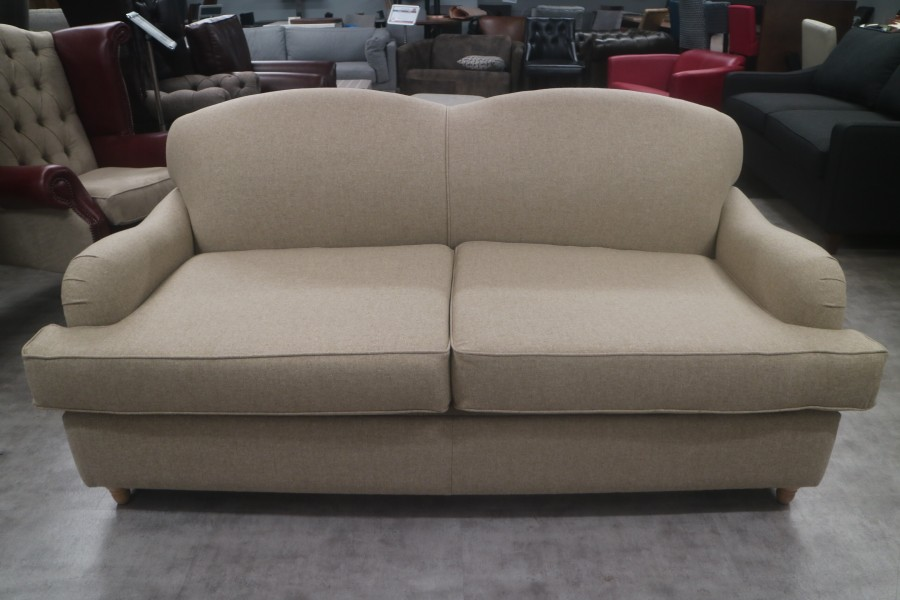 3 Seater Fabric Sofa - 3 Seater - Lovely Armour