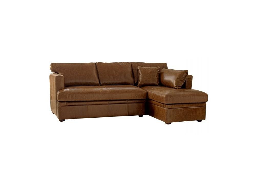 New Chaise Hidden Bed Corner Sofa