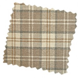 Lana latte plaid (1601)