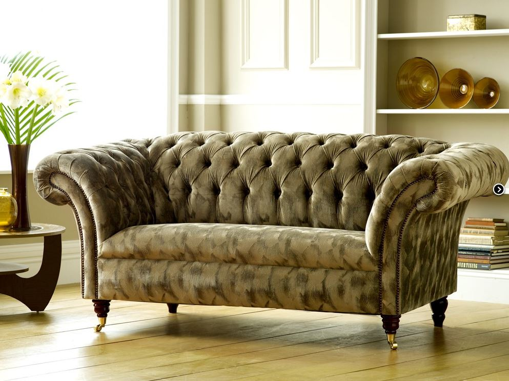 Quintessentially english for Sofa company
