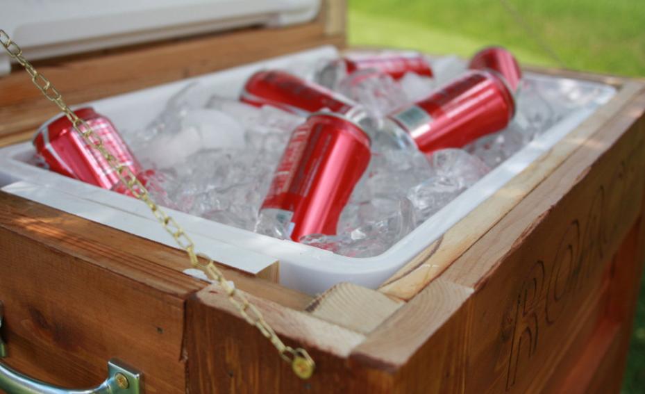 outdoor drinks