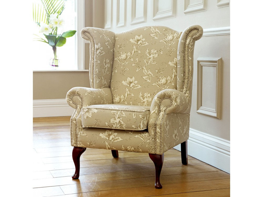 Brief History Of The Wing Chair