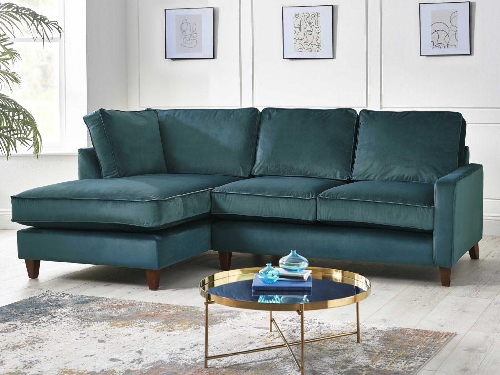 comfy chaise corner